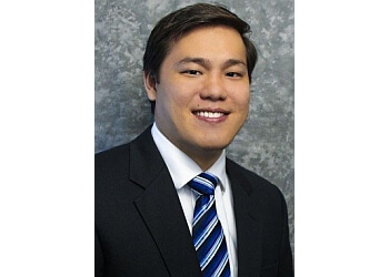 Naperville criminal defense lawyer Ken Wang