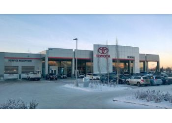 Anchorage car dealership Kendall Toyota of Anchorage