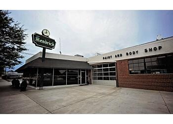 Augusta auto body shop Kendrick Paint & Body Shop