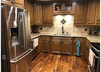 Columbus custom cabinet Kennedy Kitchens and Baths