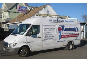 Hartford plumber Kennedy Plumbing & Heating, Inc.