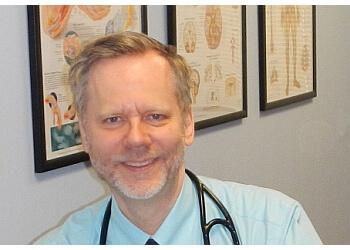 Chicago neurologist Dr. Kenneth Holmes, MD