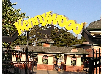 Pittsburgh amusement park Kennywood Park