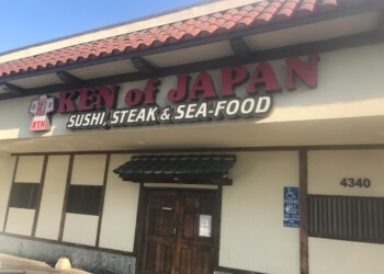 Simi Valley japanese restaurant Ken of Japan