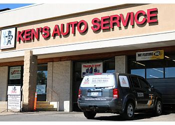 Aurora car repair shop Ken's Auto service