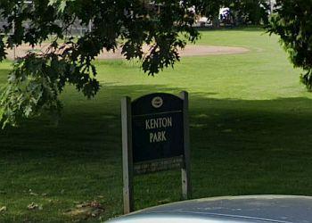 Portland public park Kenton Park