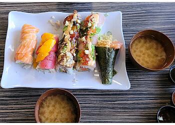 San Jose sushi Kenzo Sushi