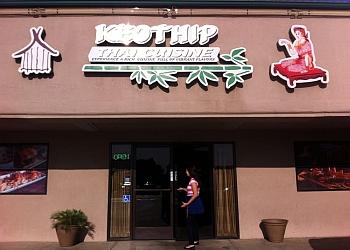 Fresno thai restaurant Keothip Thai Cuisine