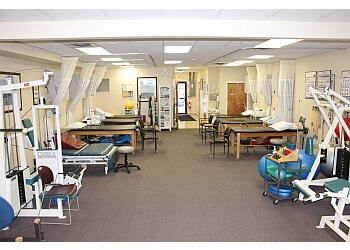 Elizabeth physical therapist Kessler Rehabilitation Center