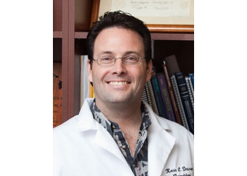 Honolulu dermatologist Kevin L. Dawson, MD