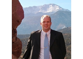 Colorado Springs estate planning lawyer Kevin R. Hancock