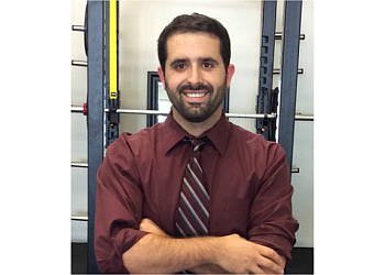 San Jose physical therapist Kevin Vandi DPT, OCS, CSCS