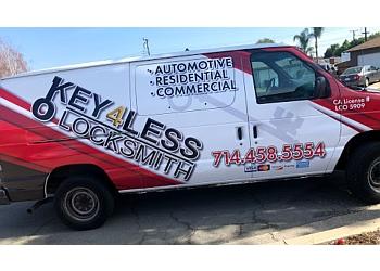 Anaheim locksmith Key4less Locksmith