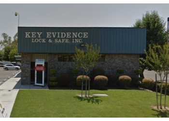 Visalia locksmith Key Evidence Lock & Safe, Inc.