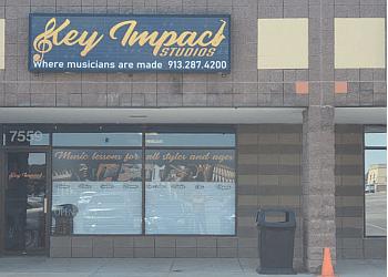 Kansas City music school Key Impact Studios