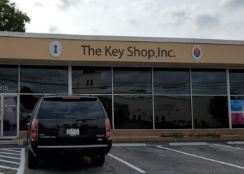 Columbia locksmith Key Shop Inc