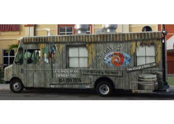 Miramar food truck Key West Conch Shack & Grill