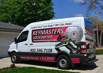 Omaha locksmith Keymasters Locksmith