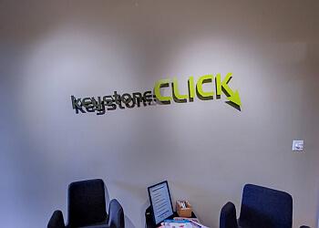 Milwaukee web designer Keystone Click