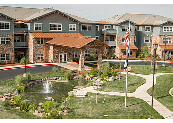 Westminster assisted living facility Keystone Place at Legacy Ridge