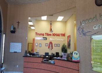 Houston tutoring center Khai Tri Tutoring Center