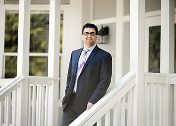 Kent personal injury lawyer Khalil-Ur-Rehman Khan - Khan Law Firm PLLC
