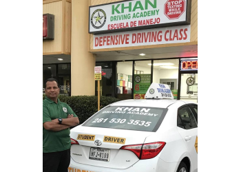 Houston driving school Khan Driving Academy