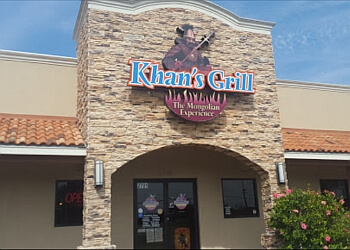 Brownsville barbecue restaurant Khan's Grill