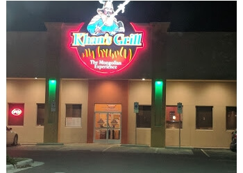 McAllen barbecue restaurant Khan's Grill