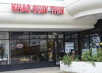 Naperville thai restaurant Khao Suay Thai