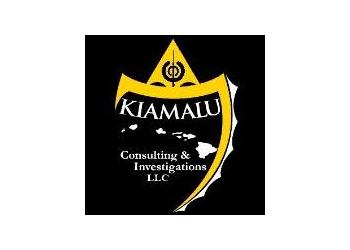 Honolulu private investigation service  Kiamalu Consulting & Investigations LLC