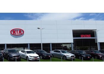 Irvine car dealership Kia of Irvine