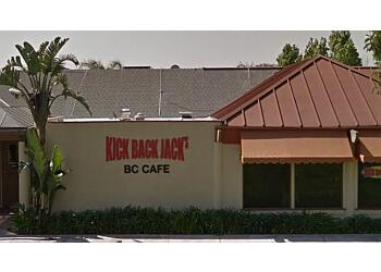 Rancho Cucamonga american cuisine Kick Back Jack's