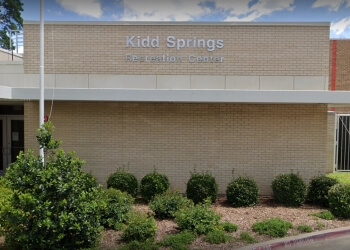Dallas recreation center Kidd Springs Recreation Center