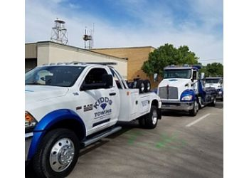 Wichita towing company Kidd's Towing