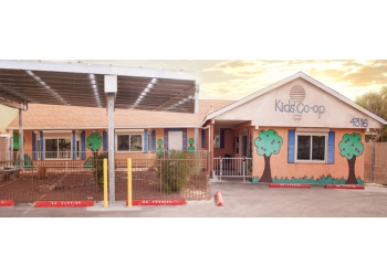 Las Vegas preschool Kids' Co-op Preschool