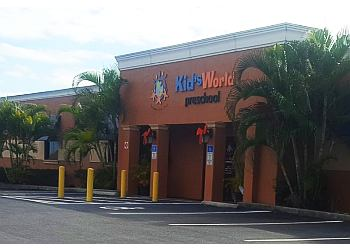 Cape Coral preschool Kid's World Preschool