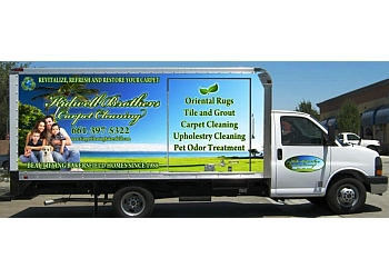 Bakersfield carpet cleaner Kidwell Brothers Caret Claning