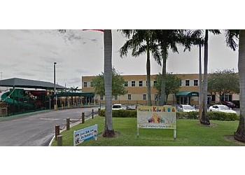 Hialeah preschool Kidworks USA