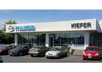 Eugene car dealership Kiefer Mazda