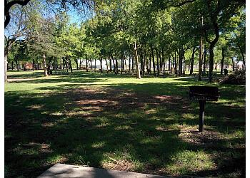 Dallas public park Kiest Park