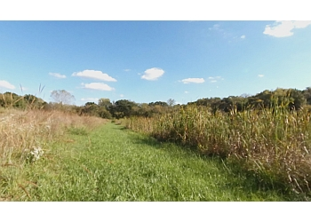 Olathe hiking trail Kill Creek Park Trail