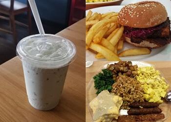 Newark vegetarian restaurant Killer Vegan