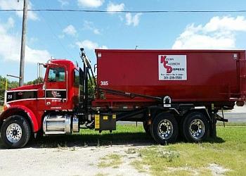 Corpus Christi junk removal Killian Calderon Disposal