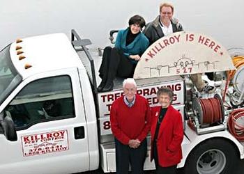 Santa Clara pest control company Killroy Pest Control