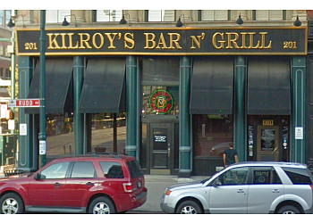 Indianapolis sports bar Kilroy's Bar N' grill
