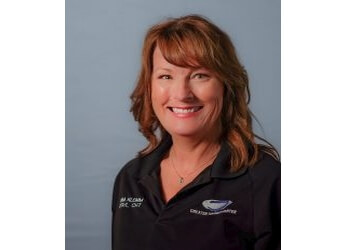 McKinney physical therapist  Kim Klemm, PT