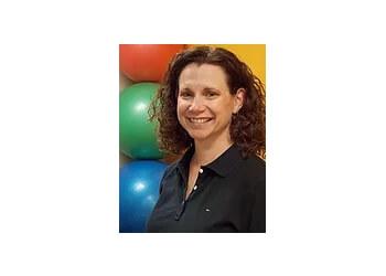 Cedar Rapids physical therapist Kim Loffswold, pt