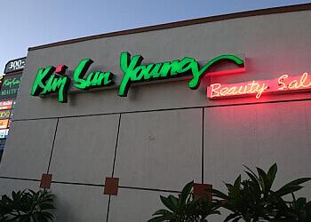 Los Angeles hair salon Kim Sun Young Hair & Beauty Salon