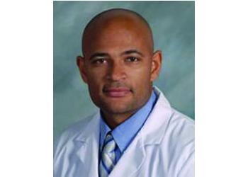 Louisville neurosurgeon Kimathi W Doss, MD